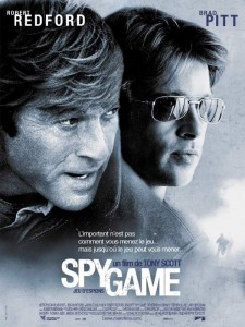 Affiche du film Spy game, jeu d'espions
