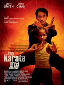 Affiche du film The Karaté kid
