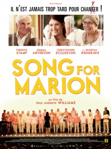 Affiche du film Song for Marion
