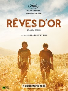 Affiche du film Rêves d'Or