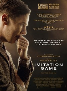 affiche du film Imitation Game