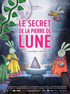 Affiche du film Le Secret de la pierre de lune