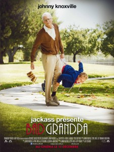 Affiche du film Jackass Presents: Bad Grandpa