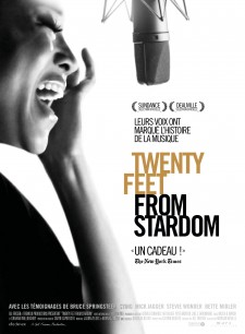 Affiche du film Twenty Feet From Stardom