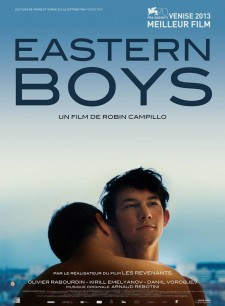 Affiche du film Eastern Boys
