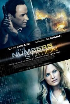 Affiche du film The Numbers Station