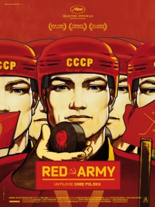 Affiche du film Red Army