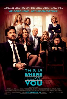Affiche du film This Is Where I Leave You