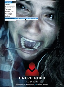Affiche du film Unfriended
