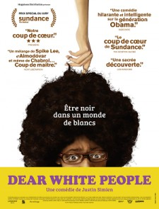 Affiche du film Dear White People