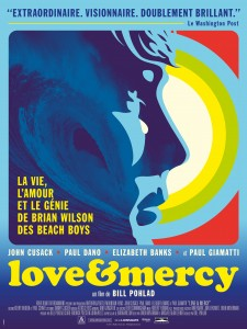Affiche du film Love and Mercy