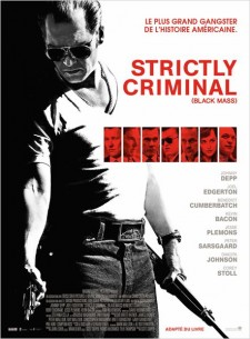 Affiche du film Strictly Criminal