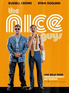 Affiche du film The Nice Guys