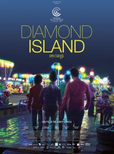 Affiche du film Diamond Island