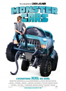 Affiche du film Monster Cars
