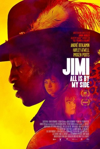 Jimi : All Is By My Side