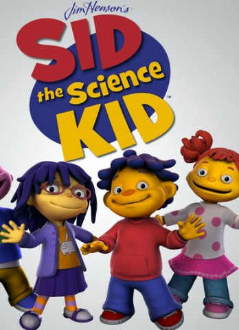 Sid le petit scientifique, le film