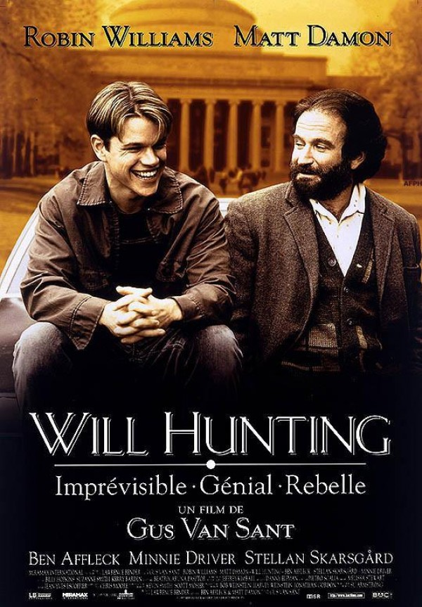 Affiche du film Will Hunting