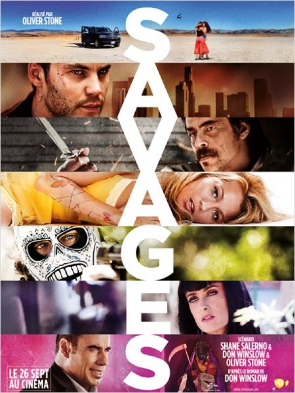 Affiche du film Savages