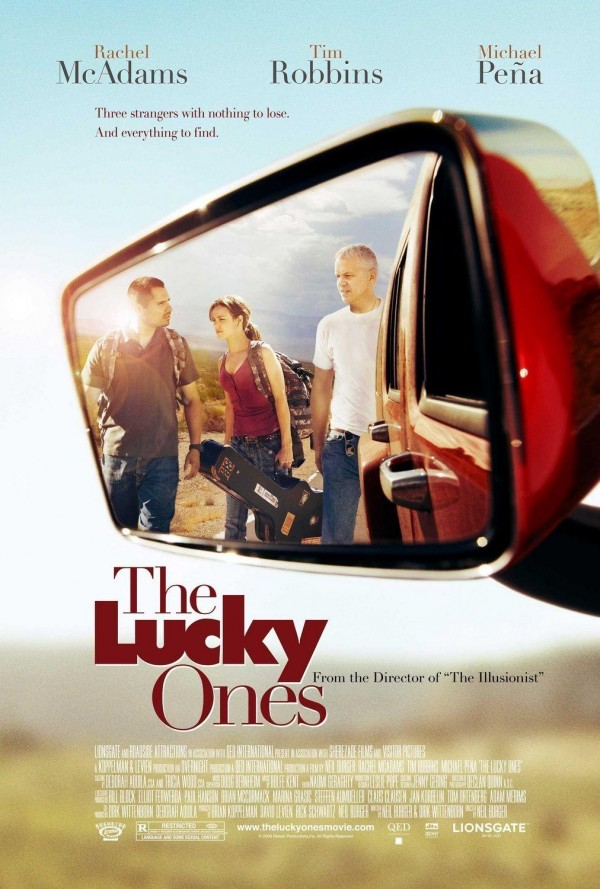 [MULTI] The Lucky Ones [DVDRiP AC3] [TRUEFRENCH]