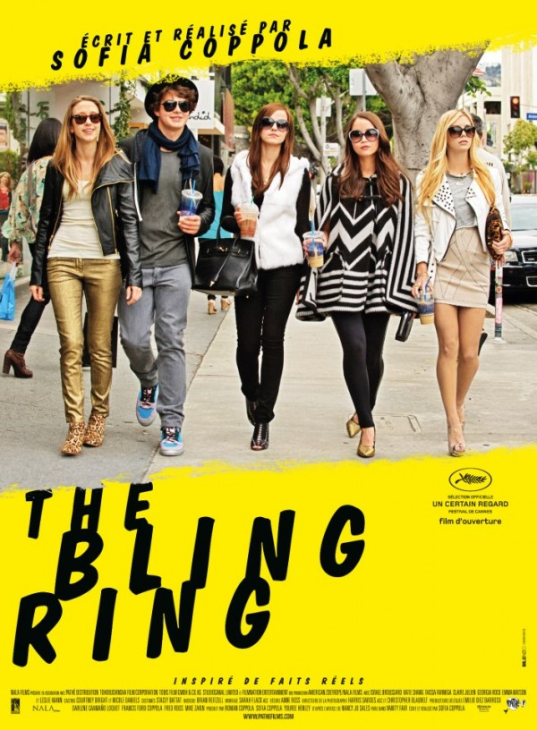 Affiche du film The Bling Ring