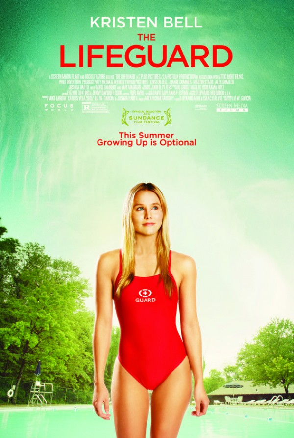 Affiche du film The Lifeguard