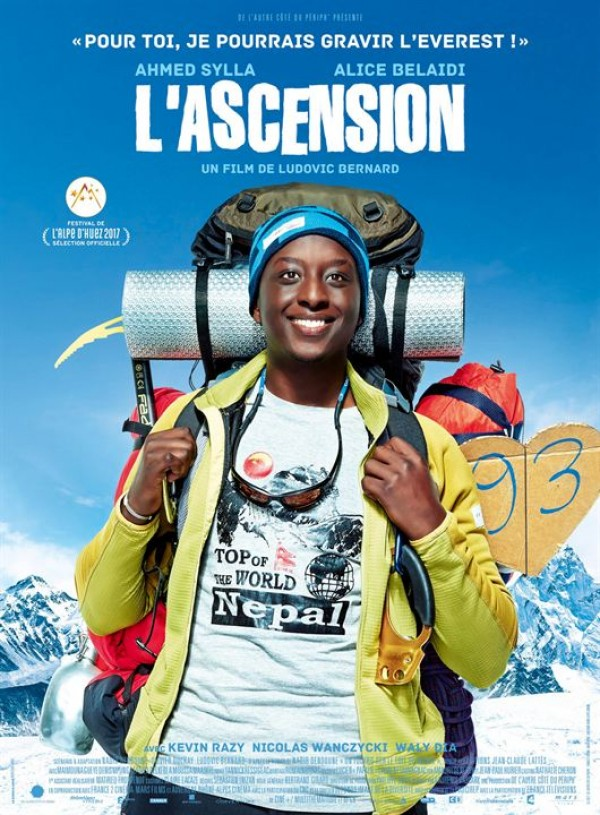 Affiche du film L'ascension