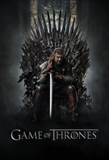 affiche de la série Game of Thrones