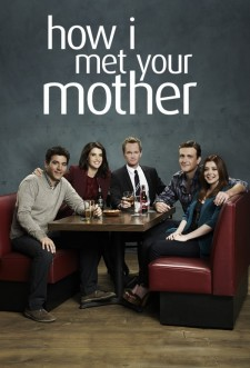 affiche de la série How I Met Your Mother