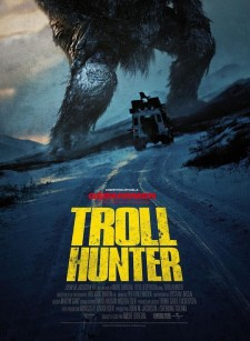 Affiche du film Troll Hunter
