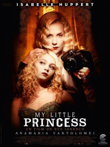 Affiche du film My Little princess