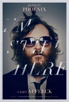 Affiche du film I'm Still here