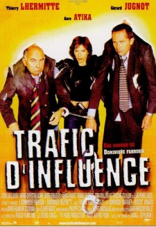 Affiche du film Trafic d'influence