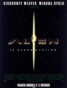 Alien : la résurrection