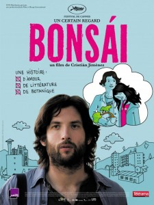 Affiche du film Bonsai