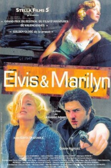 Affiche du film Elvis et Marilyn