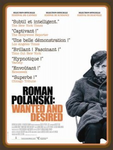 Affiche du film Roman Polanski : Wanted and Desired