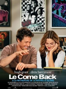 Affiche du film Le come back