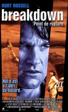 Affiche du film Breakdown - Point de rupture