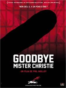 Affiche du film Goodbye Mister Christie