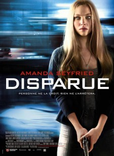 Affiche du film Disparue