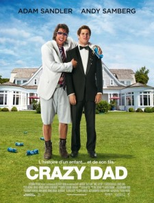 Affiche du film Crazy dad