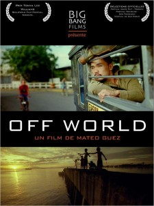 Affiche du film Off World