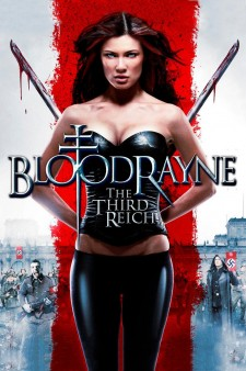 Affiche du film BloodRayne 3 : The Third Reich