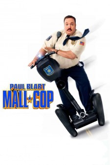Affiche du film Paul Blart : super vigile