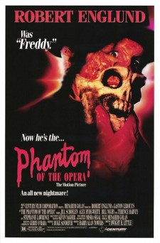 Affiche du film The Phantom of the Opera