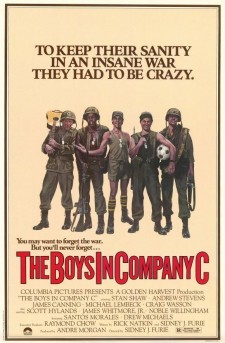 Affiche du film The Boys in Company C