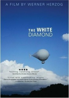 Affiche du film The White Diamond