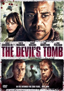 Affiche du film The Devil's Tomb