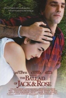 Affiche du film The Ballad of Jack and Rose